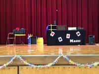 学校イベント企画会社マジックショー