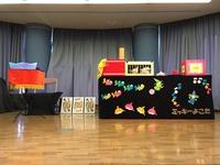 保育園イベントおすすめの愉快なマジックショーと腹話術