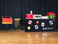 幼稚園お楽しみ会イベント出張マジックショー