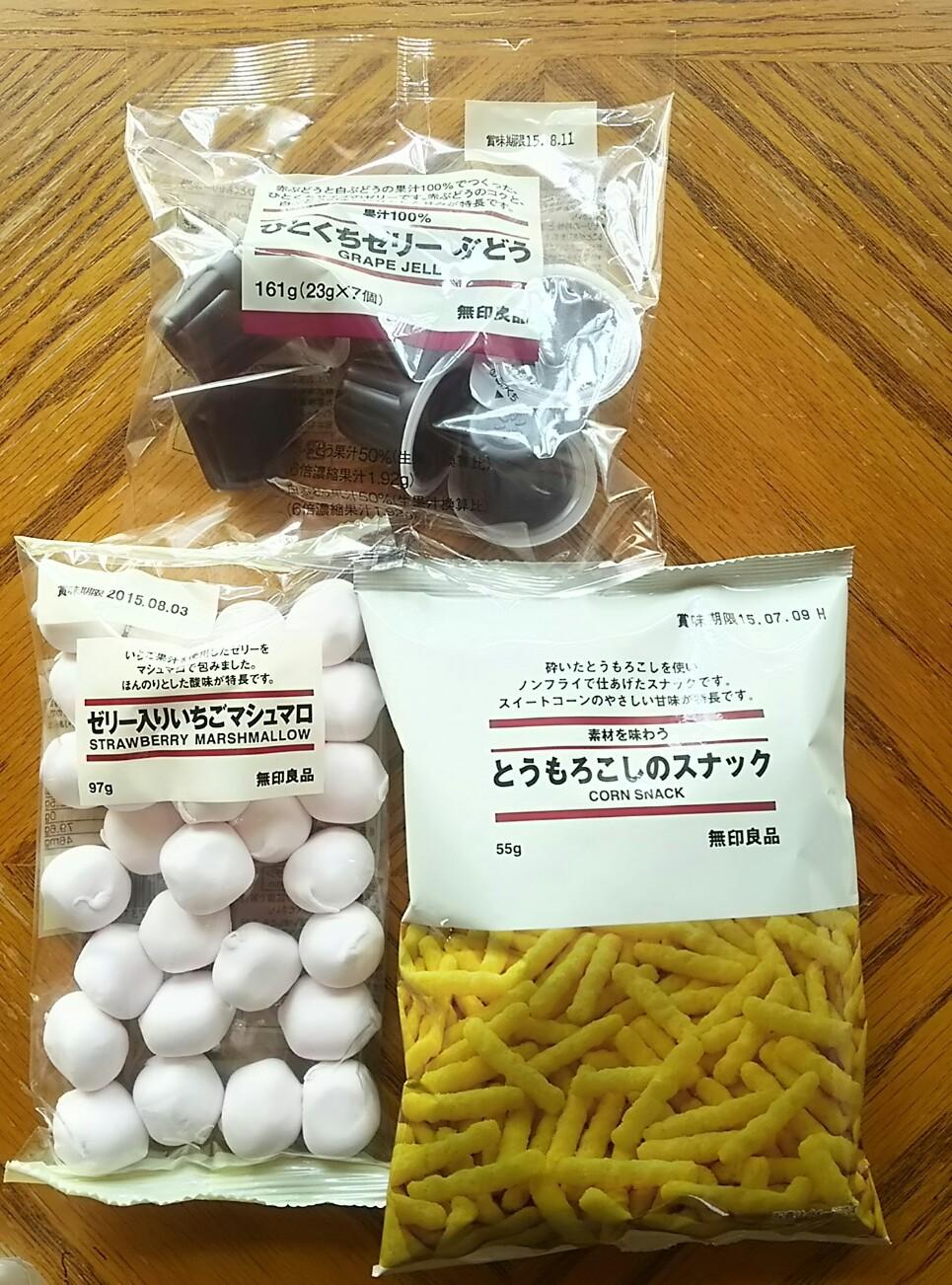 【無印良品】宇治抹茶お菓子シリーズを買い占めてランキングしてみた