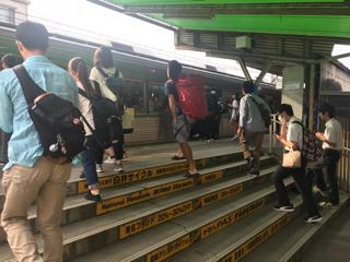 渥美線南栄駅変貌中|freeml