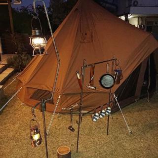 キャンプ好きな方必須アイテム